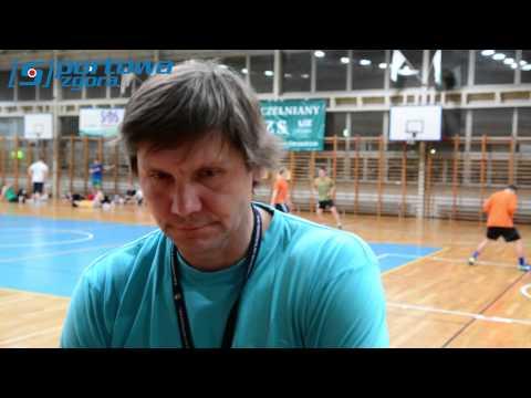 [siatkówka] Trening KU AZS UZ Zielona Góra (GoPro)