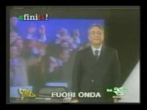 Roberto Benigni parla di Emilio Fede (grande leccaculo)