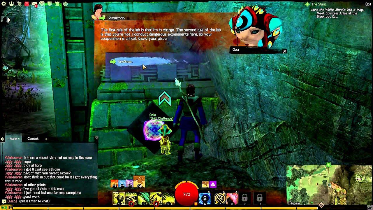 Skill slots guild wars 2