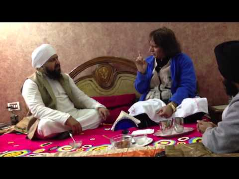 Bhai Onkar Singh Ji Home Ustad Tari Khan Ji video