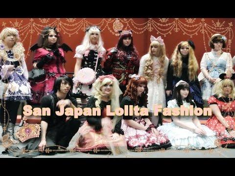 ♥ San Japan Lolita Fashion Show 2014 ♥