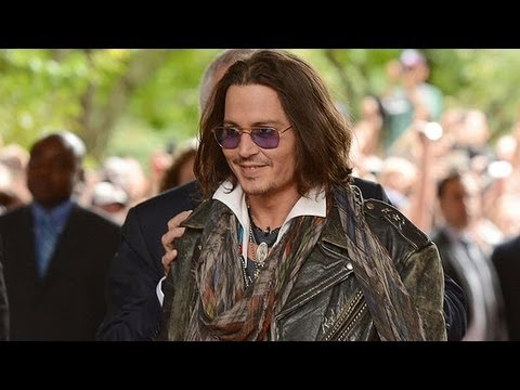 Johnny Depp Doesn't Wear Underwear! | POPSUGAR News