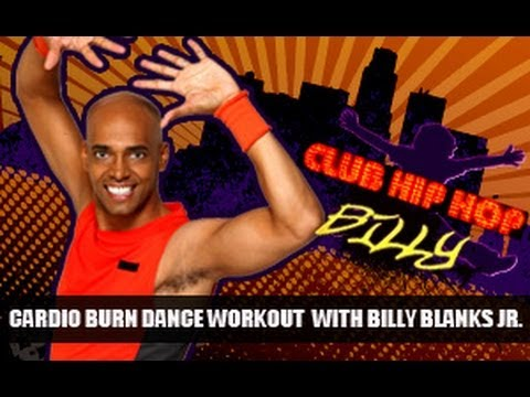 Billy Blanks Jr: Cardio Burn Dance Workout