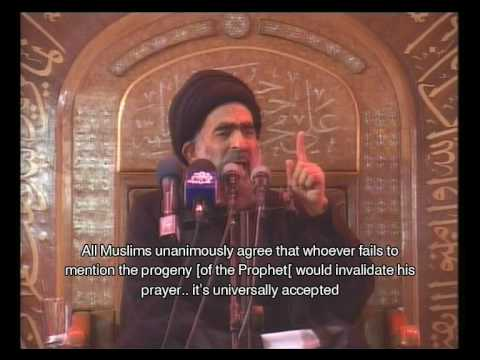 Ayatollah Modarresi vs. Top Wahhabi Cleric - with English Subtitles