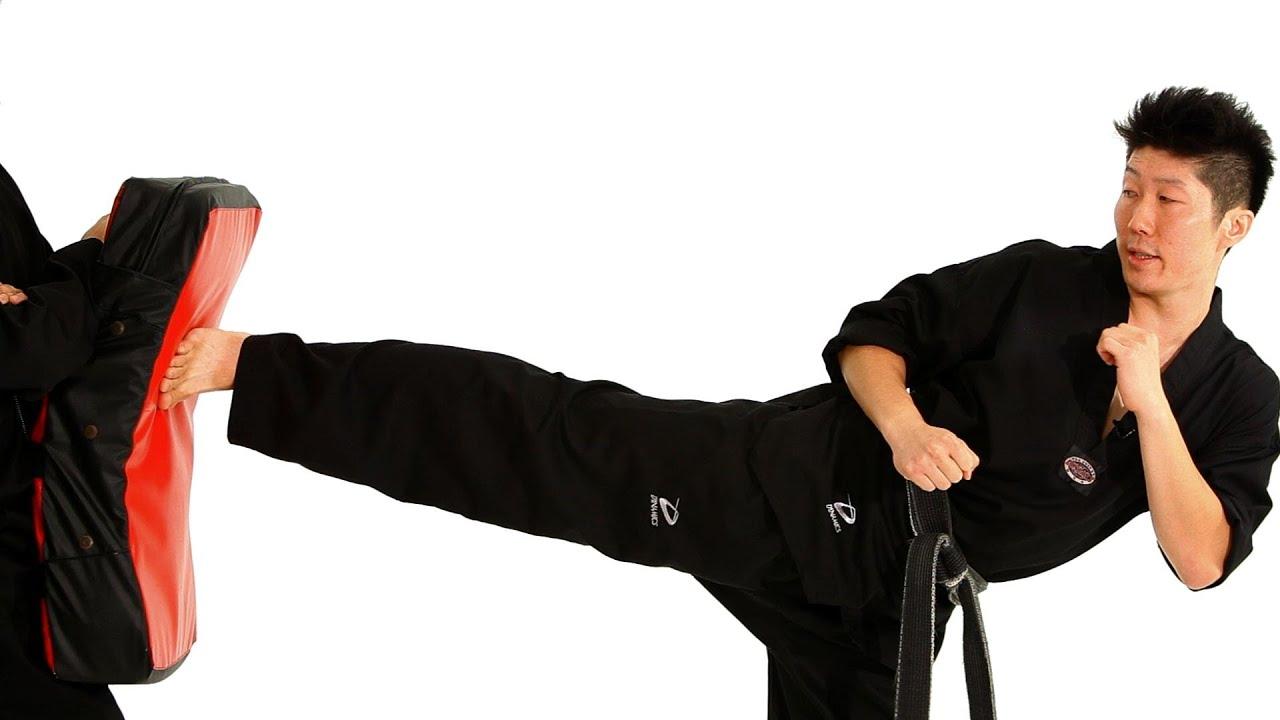 How to Do a Side Kick