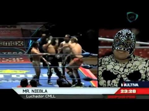 Al otro lado de la máscara: Mr. Niebla