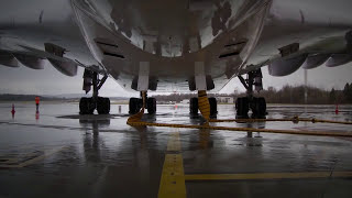 Airbus A380 Singapore Airlines - First Time in Zurich