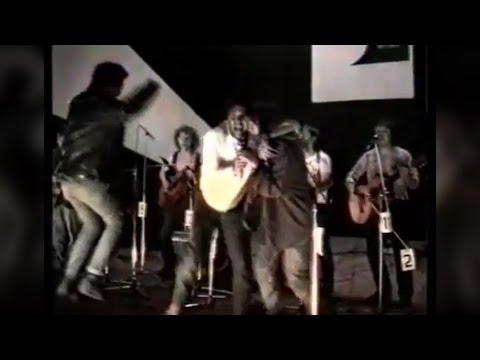 Концерт в Череповце 1990,  Ник Рок'н'ролл и Янка
