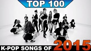 download lagu The Ultimate Top 100 K-pop Songs Of 2015 Year-end gratis