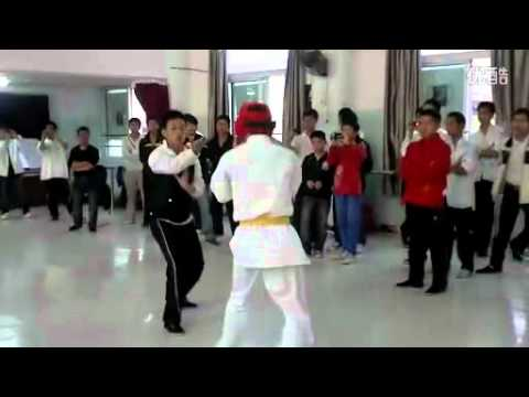 Wing Chun vs Karate 6 ( HARD CORE FULL CONTACT) Image 1