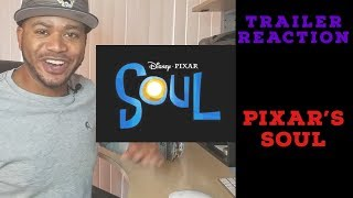 Disney Pixar's Soul Teaser Trailer REACTION!!