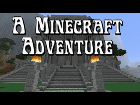 Minecraft: Jujubee Adventure Map