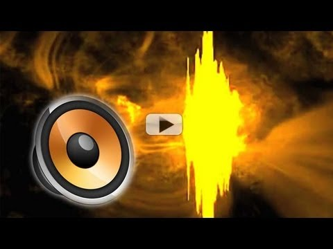 Sunspot Radio and the Flaring Visuals