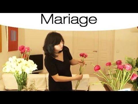 Mariage faire son bouquet soi m me youtube - Realiser son installation electrique soi meme ...