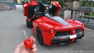 The Ultimate LaFerrari Sounds!