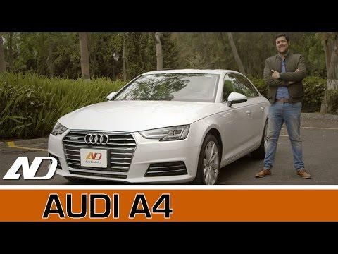 Audi A4 2017 Liderazgo Por Tecnolog A No Es Broma