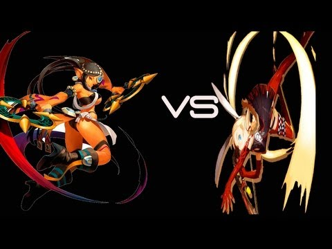 Dragon Nest KR Kali Blade Dancer PVP  VS Tempest PVP