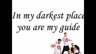 JLS - Proud Lyrics HD