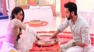 Shivaay And Anika's Post Marriage Rituals In 'Ishqbaaaz' | #TellyTopUp