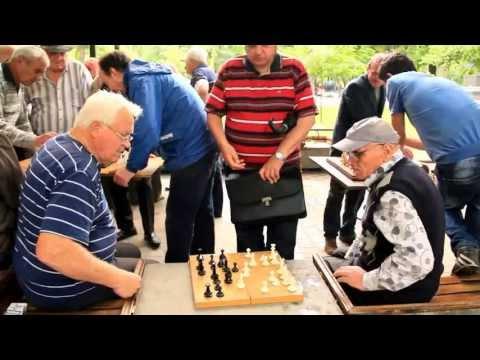 Шахматы, домино, карты, Одесса
