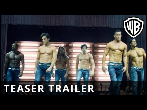Magic Mike XXL, Teaser Trailer, Official Warner Bros. UK