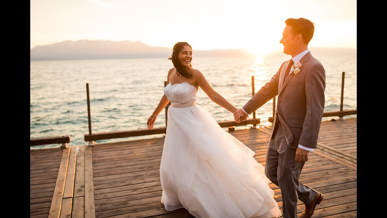 South tahoe wedding