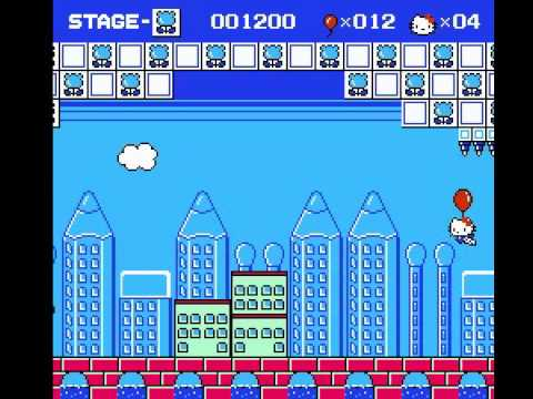 Angry Video Game Nerd - Hello Kitty World [NES] Video