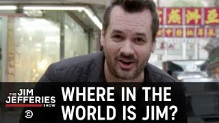 Oh, the Places Jim Goes! - The Jim Jefferies Show