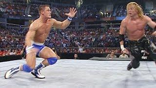 John Cena vs. Test: SmackDown July 25, 2002