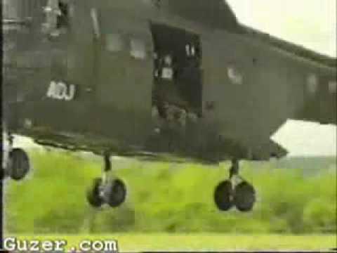 Acidentes com avioes e helicópteros