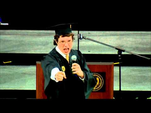 Georgia Tech - Freshman Convocation - Epic Welcome Speech