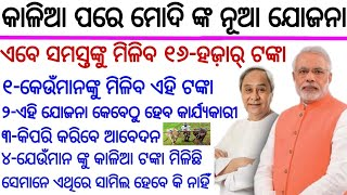 କୃଷକ ଙ୍କୁ ମୋଦିଙ୍କ ନୂଆ ଉପହାର-Budget 2019:Poor Farmers To Get Annual Income Support Of Rs 6000-by bl