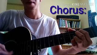 The Lord 39 S Prayer Hillsong Worship Acoustic Guitar Tutorial