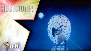 39 Viodance 39 34 Brilla 34 Con El Violín Más Luminoso Audiciones 5 Got Talent España 2017