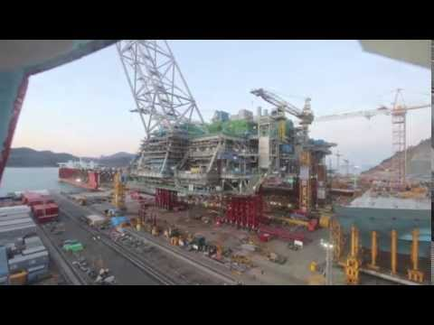 Wheatstone Project Q4 2014 Construction Update