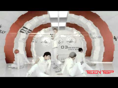 TEEN TOP Supa Luv MV(Dance ver.)