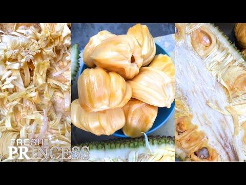 A Better Way To: Cut Open a Jackfruit      Fresh P