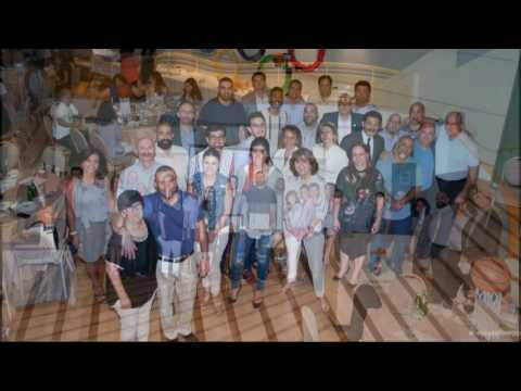 Honoring Homenetmen athletes  represented Armenia at FIBA European championship for small countries