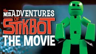 The MisAdventures of Stikbot 🎭 | Full Movie