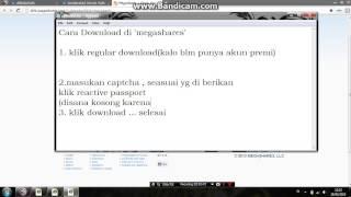 cara download lewat megashares