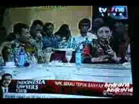ILC 5 April 2016; Bu Susi Pudjianti Bicara tentang Reklamasi