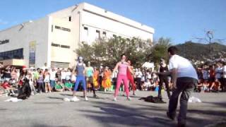 XII Trote Integrado do CTC - Prova da Dança - Sistemas de Informação