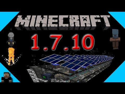 ** How to Install Galacticraft 3 for Minecraft 1.7.10 **