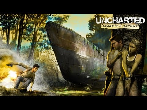 Uncharted Drake's Fortune Walkthrough - Complete Game