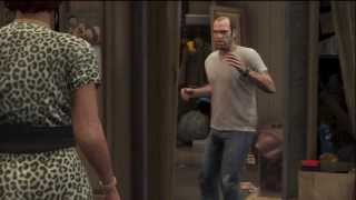 GTA 5: Meet Trevor's mom for the first time
