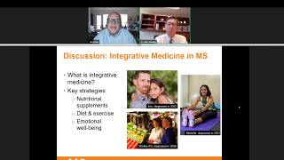 Ask an MS Expert: Integrative Medicine in MS