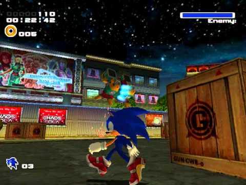 Sonic Adventure 2 Easter Eggs Sonic Adventure 2 Battle