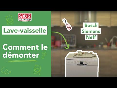 Download  Comment démonter un lave-vaisselle Bosch/Siemens/Neff ? Gratis, download lagu terbaru