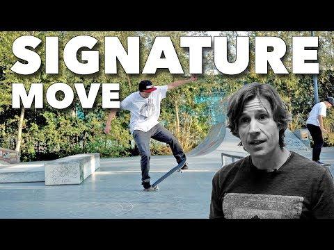 Rodney Mullen's Signature Trick