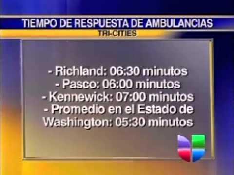 Sube el Tiempo de Respuesta de Ambulancias en Tri-Cities
